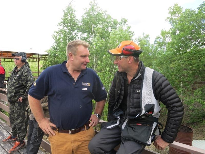 Стив Ловатт с Филипом