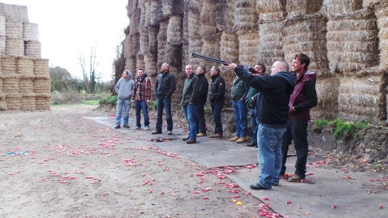 Практика стрельбы в Академии