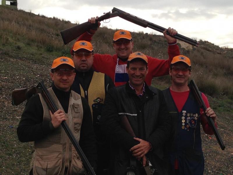 Лучшие стрелки из Челябинска и Филип