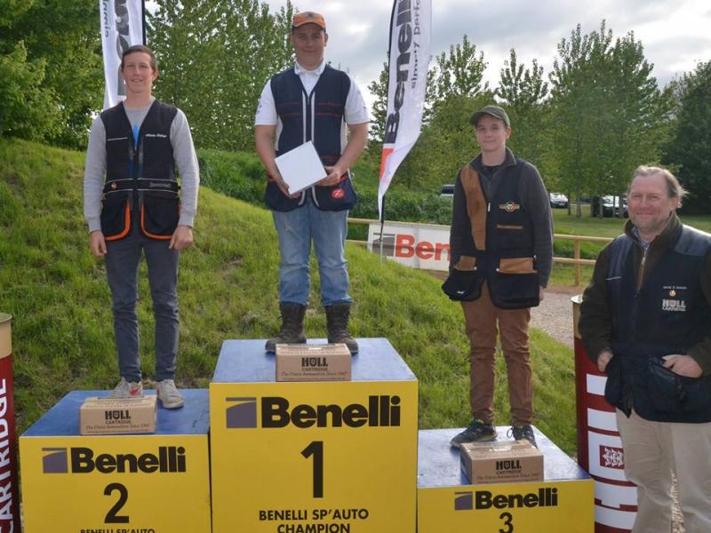 Соревнования Benelli 2015