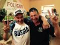 Айаал Макаров в Фолиньо